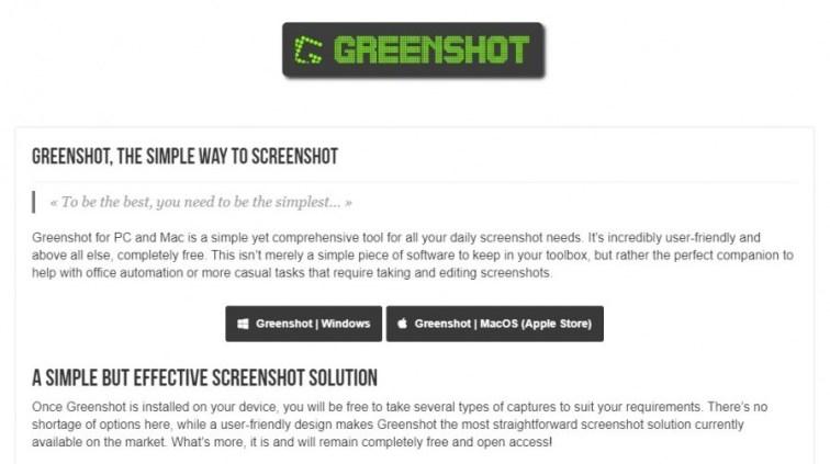 Greenshot Aplikasi Screenshot Laptop