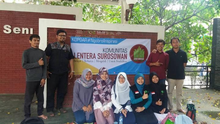 Komunitas Lentera Surosowan