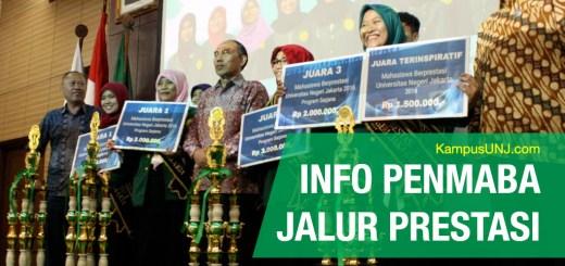 Pendaftaran PENMABA Jalur Prestasi Resmi Dibuka. (Sumber foto: econochannel-feunj.com)