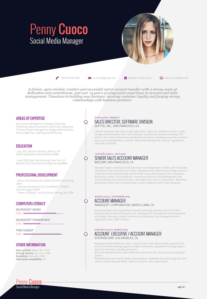 perbedaan resume  cover letter dan curriculum vitae