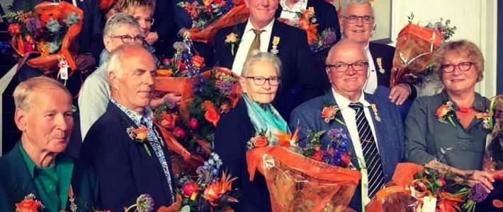 Jetske Dierdorp-Veenhuis – Lid in de Orde van Oranje-Nassau