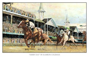 https://kamroncolemanart.store/product/derby-day-18-x-12-signed-poster/