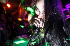 Frantic Amber live at Hellbar