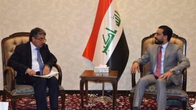 Photo of الحلبوسي يتلقى دعوة رسمية لزيارة دولة الكويت الشقيقة