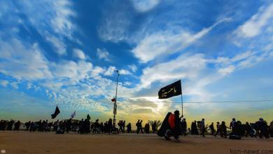 Photo of قرابة (900) الف زائر عربي واجنبي يصلون كربلاء لزيارة الاربعينية .. واحصائيات وصور أخرى