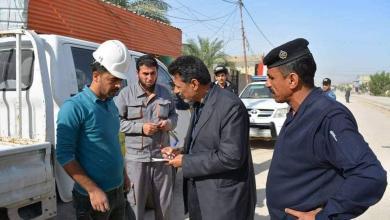Photo of صيانة الحر تبدا حملة ازالة التجاوزات عن الشبكة الكهربائية في حي الامير