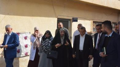 Photo of بالصور:مدير عام صحة كربلاء صباح الموسوي يطَلع على طبيعة الخدمات في دار رعاية المُسنين