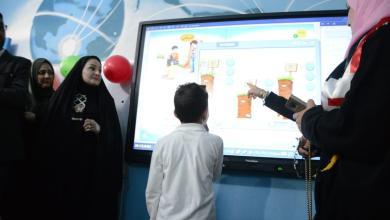 Photo of إفتتاح أول صف إلكتروني من نوعه في مدرسة حكومية بكربلاء