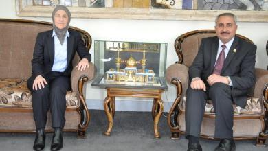 Photo of جامعة كربلاء تبحث مع السفيرة الاسترالية تعزيز التعاون مع جامعات بلادها