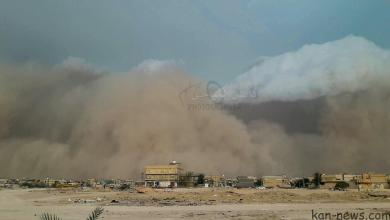 Photo of بالصور : هذا ماخلفته العاصفة الترابية التي تعرضت لها مدينة كربلاء قبل يومين.