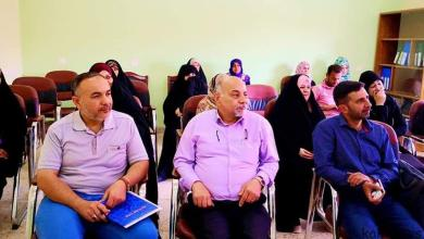 Photo of جامعة كربلاء تقيم دورة تدريبية عن تأصيل الاساليب العلمية في كتابة الابحاث