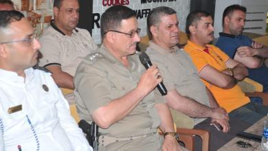 Photo of الاجهزة الامنية  في كربلاء تلقي محاضرة عن الابتزاز الالكتروني للعوائل الكربلائية