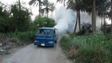 Photo of صحة كربلاء تواصل تنفيذ حملة التضبيب المسائي