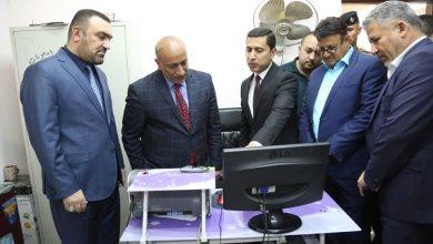 Photo of محافظ كربلاء يفتتح برنامج الإدارة الذكية للعقود الحكومية
