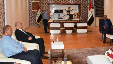 Photo of مكتب انتخابات كربلاء يبحث مع حكومتها خطة عمل المفوضية