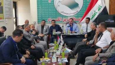 Photo of مكتب مجلس النواب بكربلاء يناقش الخدمات العامة بين المتحقق والمأمول