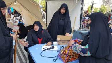 Photo of جمعية الهلال الاحمر تفتتح اربعة مراكز للمفقودين خلال زيارة الأربعين