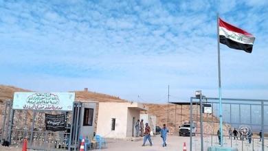 Photo of الامساك بسائق هرب من منفذ المنذرية مستقلا عجلته