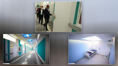 Photo of محافظ النجف يقدم شكره لممثل المرجعية في كربلاء على انجاز مركز الشفاء