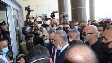 Photo of بالصور: رئيس الوزراء مصطفى الكاظمي يفتتح المستشفى التركي في كربلاء