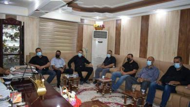 Photo of مديرية إتصال كربلاء تعقد إجتماعاً لوضع خطة زيارة الأربعين المليونية