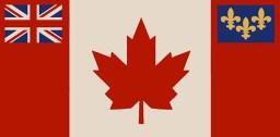 1964_design_featuring_alan_beddoe's_13-point_leaf,_the_union_jack_and_the_fleur-de-lis