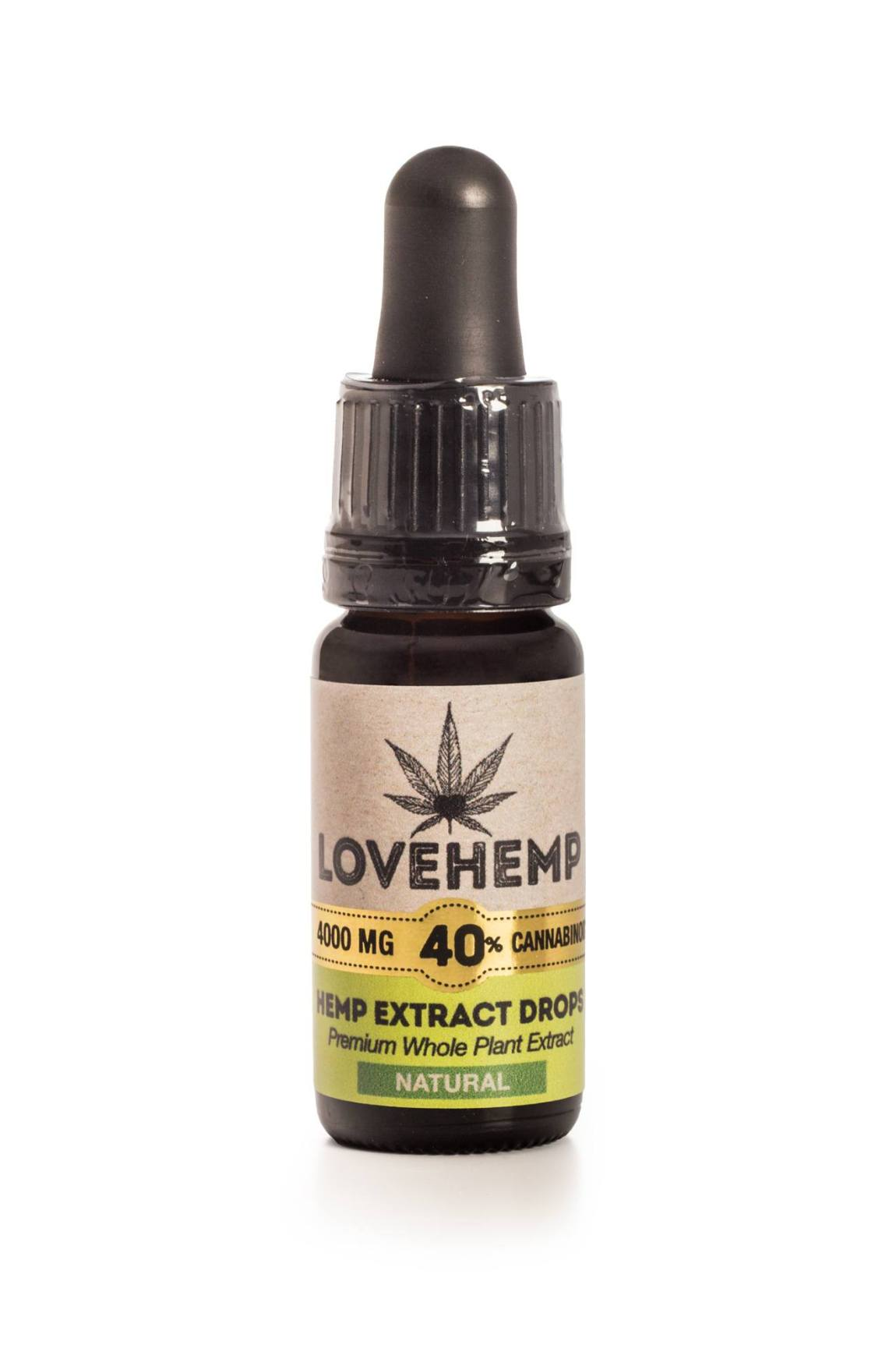 40% 10ml CBD oil