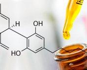 CBD molecular structure