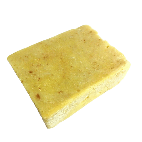 flax shampoo bar