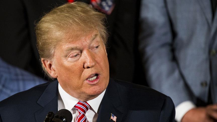 Trump'tan 1,3 trilyon dolarlık bütçe paketine onay