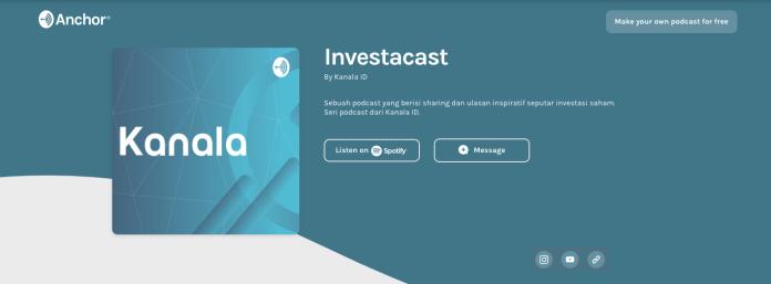 podcast investasi saham