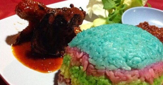 Nikmati Sajian Nasi Pelangi, Ayam Setan dan Rainbow in Your Eyes di Angkring Jentik