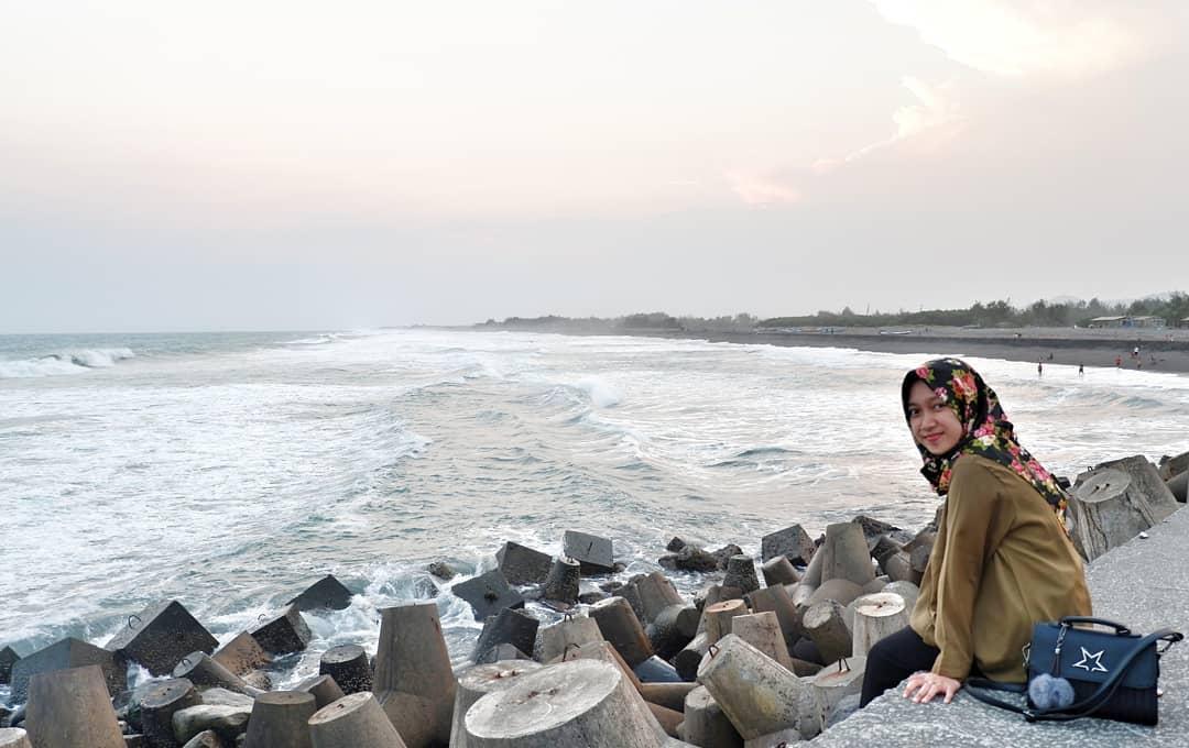 Pantai Glagah, Objek Wisata Unggulan The Jewel of Java