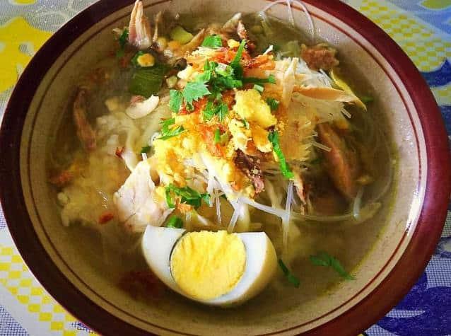 Soto Ayam Madura Cak Yatim, Lokasi Favorit Berburu Sarapan