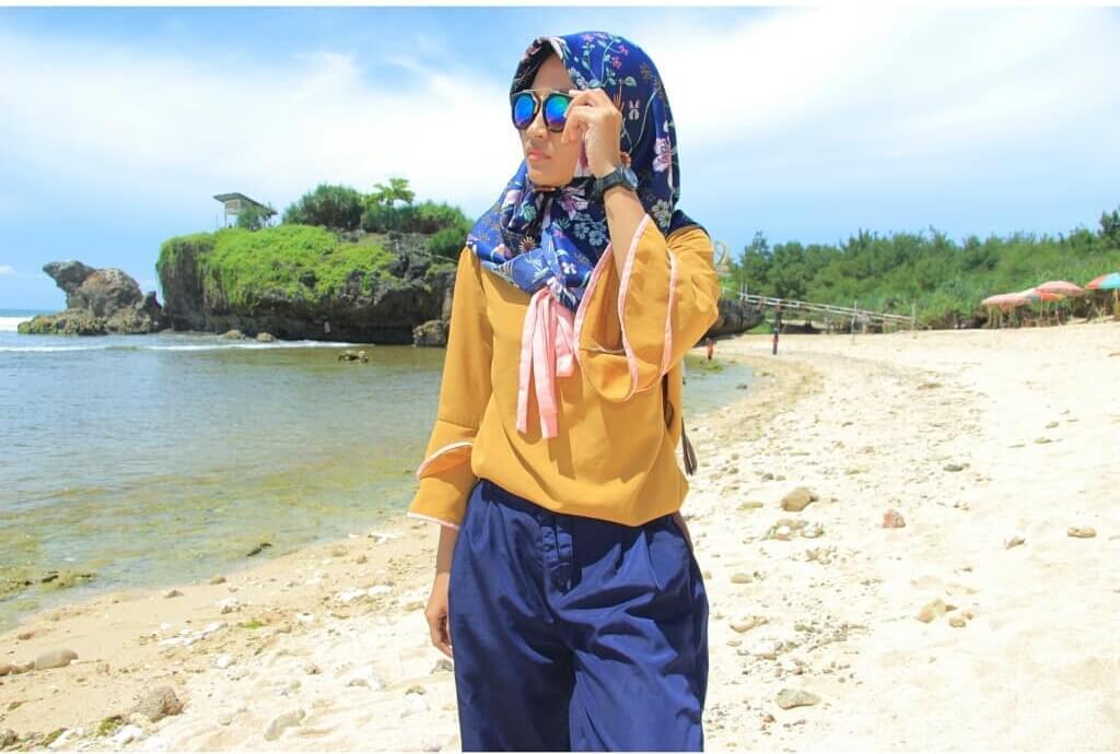 Pantai Krakal, Pantai Menantang Untuk Selancar di Jogja