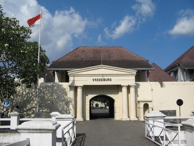 Benteng Vredeburg Bukti Kecerdikan Belanda Mengawasi Kraton Jogja