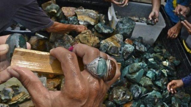 Batu Akik Asal Gunungkidul Tembus Pasar Jakarta