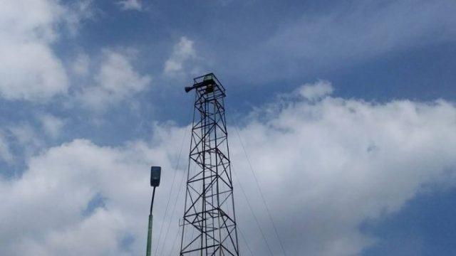 Sirine Gaok Menara Dengan Terompet Yang Mengendalikan Jogja