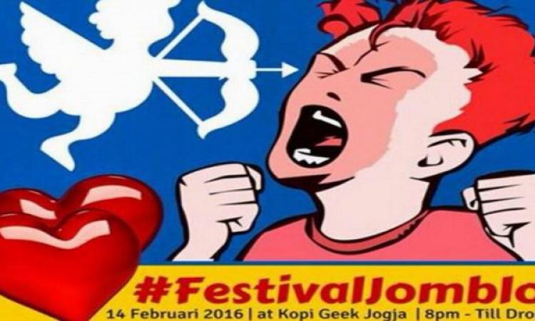 Festival Jomblo, Buat Kamu Yang Lagi Sendiri Ajah