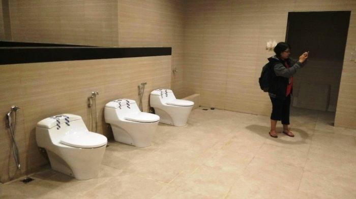 Malioboro dan Titik Nol Kilometer Akan Miliki Toilet Bintang Lima