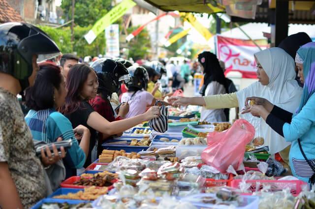 Pasar Tiban di Jogja yang Melegenda Selama Bulan Ramadhan