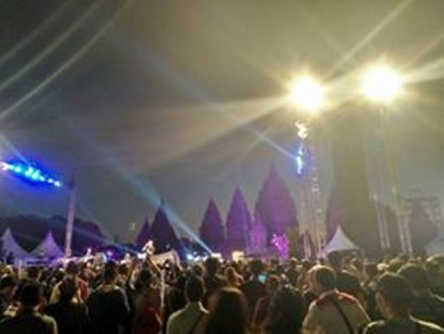 Erwin Gutawa dan Afgan Meriahkan Prambanan Heritage Jazz Festival 2016