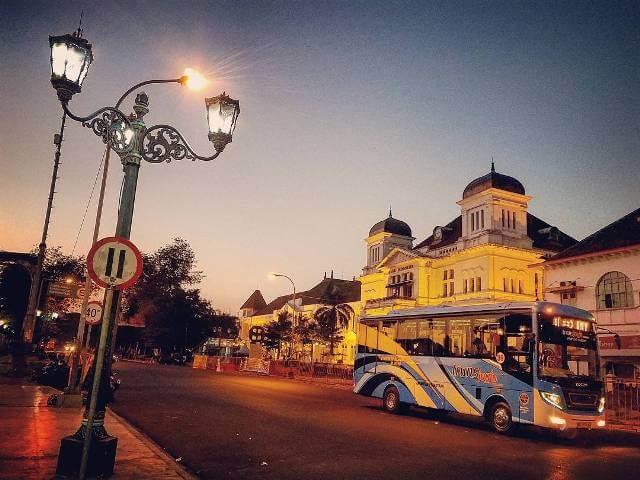 Murahnya City Tour Dengan Transjogja