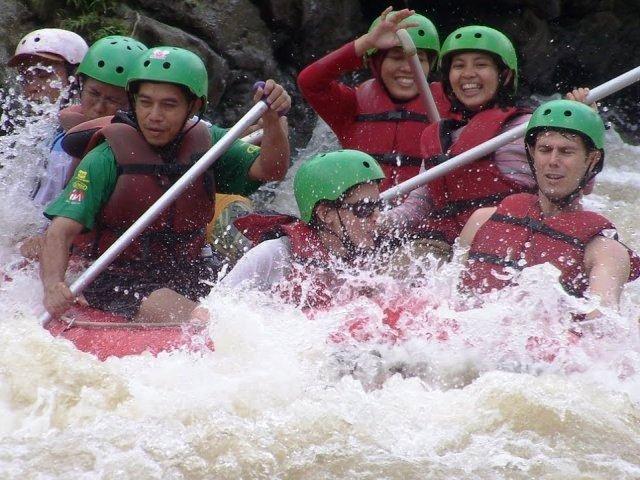 Rafting Di Sungai Banyusoco, Sisi Lain Objek Wisata Gunungkidul