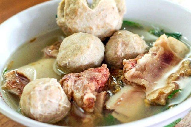 10 Warung Bakso Terpopuler di Jogja