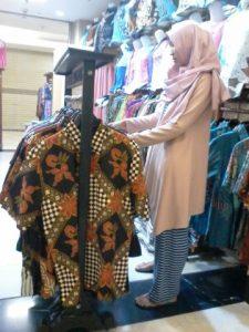 batik tulis di jakarta