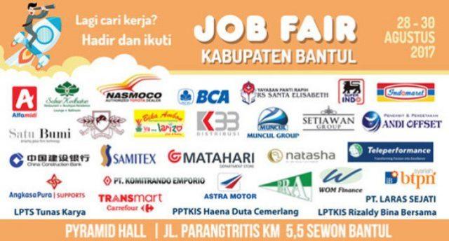 jobfair bantul