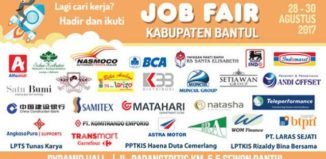 job fair bantul 2017