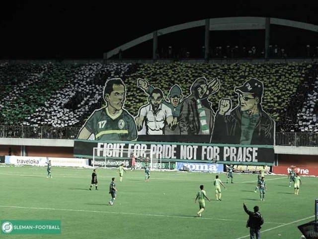 Brigata Curva Sud Sleman, Kelompok Suporter yang Bisa Jadi Daya Tarik Jogjakarta