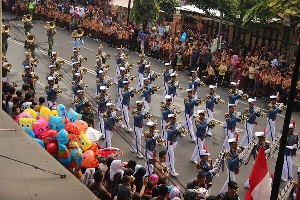 drum band aau jogja